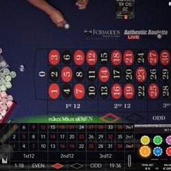 Promotion spéciale sur Lucky31 casino sur la roulette en live du Foxwoods Resort Casino