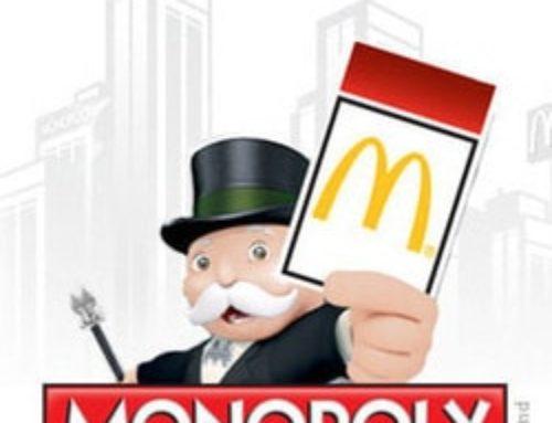 Arnaque à grande échelle au jeu Monopoly de McDonald's