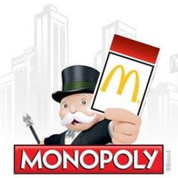 Arnaque au jeu de Monopoly de Mac Donald's