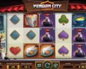 Machine a sous Pinguin City sur Lucky31 Casino
