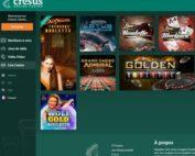 Cresus Casino utilise Pragmatic Play Live pour ses jeux avec croupiers en direct