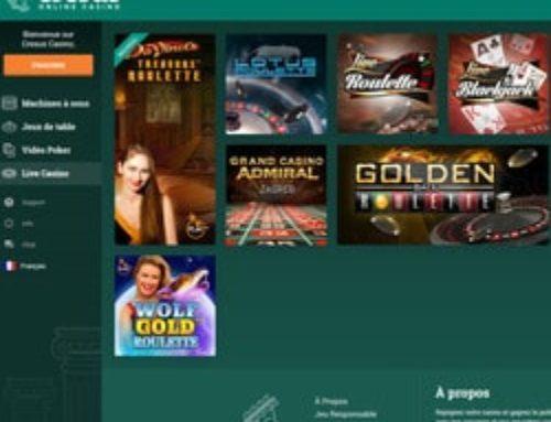 Cresus Casino opte pour les tables en direct de Pragmatic Play Live