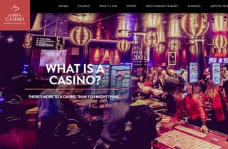 London's Aspers Casino Westfield Stratford : un des plus grands casinos de Londres
