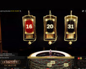 Lightning Roulette disponible sur Stakes Casino
