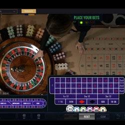Table de roulette en ligne