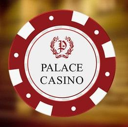Jeton du Palace Casino de Bucarest en Roumanie
