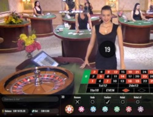 Tables en live Vivo Gaming sur Paris VIP Casino