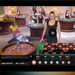 Roulette en live Vivo Gaming sur Paris VIP Casino