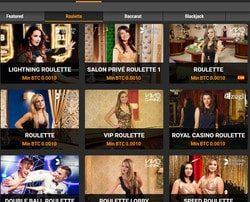 Cloudbet meilleur casino en ligne bitcoin Evolution Gaming