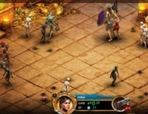 Machine à sous Max Quest sur Stakes : mi-slot mi-jeu vidéo