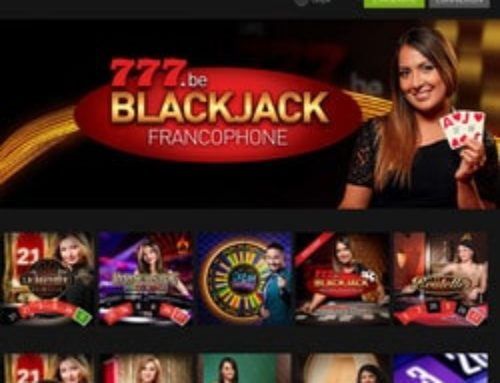 Casino777, le leader des casinos en ligne belges