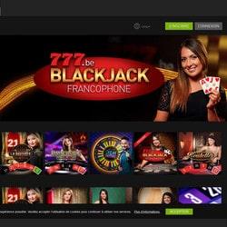 Casino777 est le leader des casinos légaux en Belgique