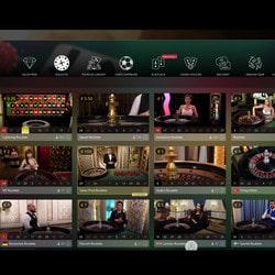 Unique Casino intègre les jeux en live d'Evolution Gaming