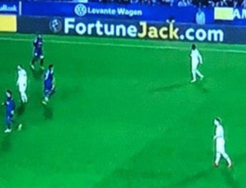 1xBet et Fortunejack : sponsors omniprésents au football