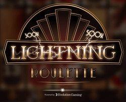 Lightning Roulette Vs Roulette Immersive : 2 roulettes en live Evolution Gaming