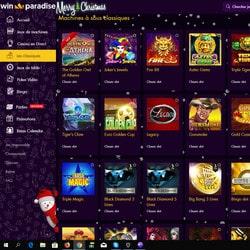 Jeux en ligne sur Win Paradise Casino