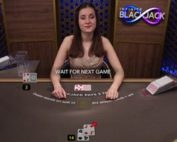 Infinite Blackjack, la table de black jack illimitée sur Lucky31