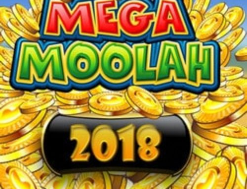 Jackpot progressif Mega Moolah a redistribué 154 millions en 2018