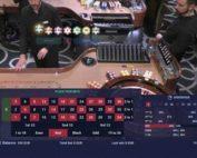 Roulette en ligne Ezugi en direct de l'Oracle Casino de malte