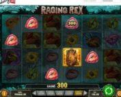 Machine à sous gratuite Raging Rex de Play'n Go sur Lucky31
