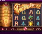Machine à sous Turn your Fortune disponible sur Wild Sultan
