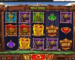 La machine à sous Trolls Bridge débarque sur Casino Extra