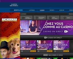 Bons résultats 2018 pour le casino en ligne Espacejeux de Loto-Québec