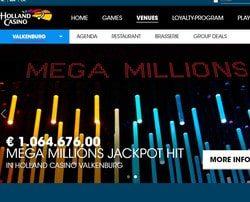 Un belge remporte le jackpot progressif au Holland Casino de Valkenburg