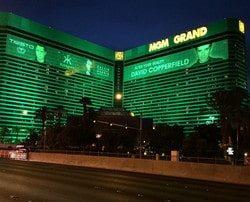 Le MGM Grand Las Vegas reclame 1,8 million de dollars a un joueur de poker canadien