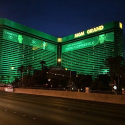 Le MGM Grand Las Vegas reclame 1,8 million de dollars a un joueur de poker canadien