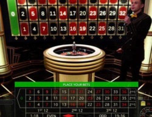 Vidéo Lightning Roulette disponible sur Lucky31