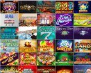 Plus de 1500 machines à sous gratuites sur Magical Spin