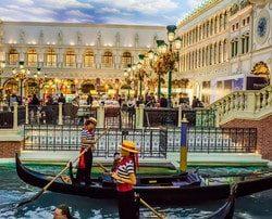 Package VIP pour les joueurs du Venetian Casino de Las Vegas