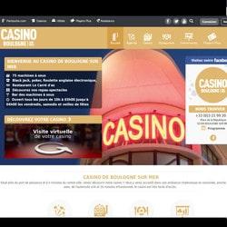 Casino de Boulogne-sur-Mer n'appartient plus au groupe Partouche mais a Golden Palace