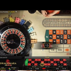 Table Dragonara Roulette