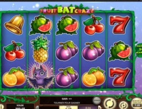 Casino Extra intègre la machine à sous FruitBat Crazy