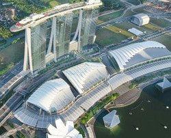 Le Marina Bay Sands va intégrer une quatrième tour a son hôtel