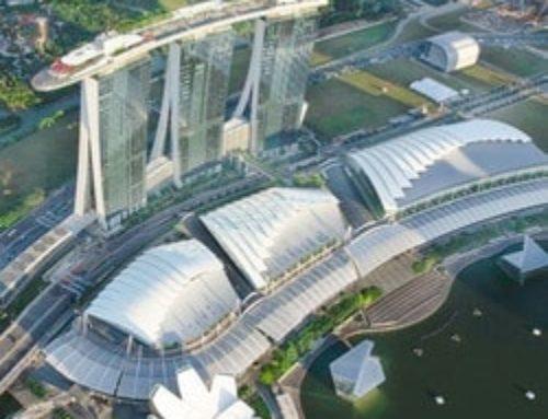 Une quatrième tour pour le Marina Bay Sands de Singapour