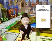 Monopoly Live est un jeu de Monopoly réel filmé en studio
