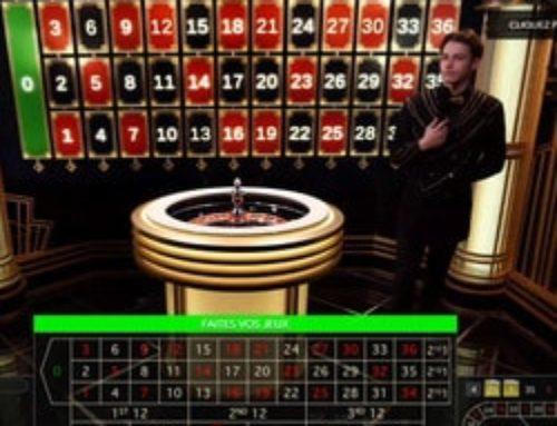 Jouer sur la Lightning Roulette sur Magical Spin