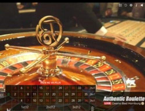 Roulette en ligne en direct du Bad Homburg Casino dispo sur Dublinbet