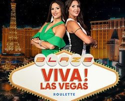 Blaze Viva ! Las Vegas Roulette d'Authentic Gaming