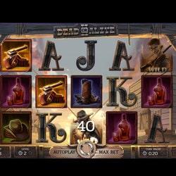 Machine à sous Dead Or Alive 2 de Netent Entertainement sur Magical Spin