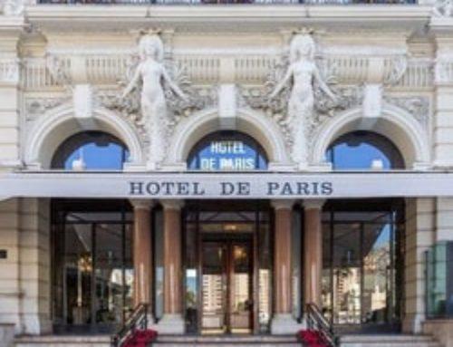 Hôtel de Paris de Monte Carlo : Jouez à la roulette dans votre chambre