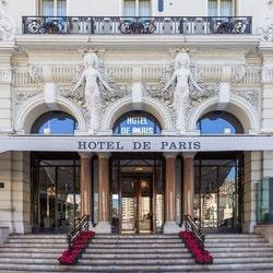 Hôtel de Paris de Monte Carlo déroule le tapis rouge pour les gros joueurs de casino