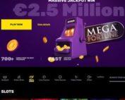 Jackpot progressif Mega Fortune Dreams gagné sur Hyper Casino