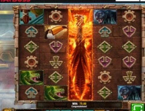 La machine à sous gratuite Phoenix Reborn disponible sur FatBoss