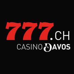 Casino777 est le casino en ligne légal en Suisse partenaire du Casino de Davos