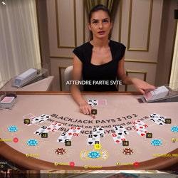 Blackjack sur Next Casino