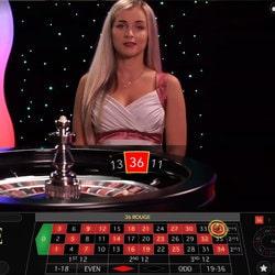 Roulette en live sur Next Casino
